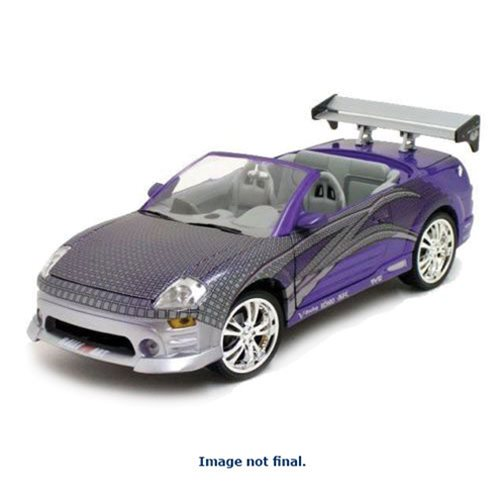 2 Fast 2 Furious Mitsubishi Eclipse Spyder Die-Cast Vehicle