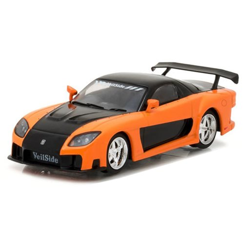 Fast And Furious Tokyo Drift Mazda Rx Die Cast Vehicle
