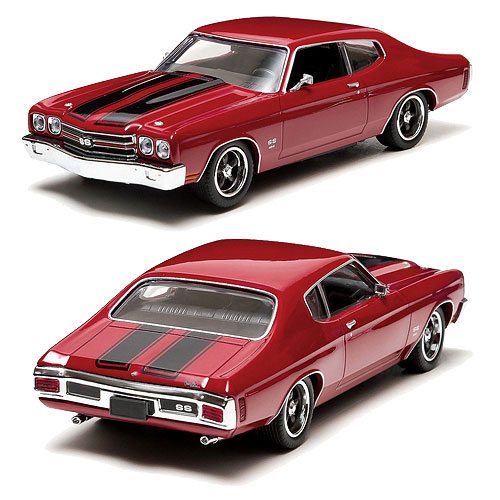 Fast and Furious Chevy Chevelle SS 1:43 Die-Cast Vehicle