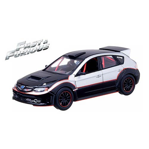 Fast and Furious Subaru Impreza 1:43 Die-Cast Vehicle