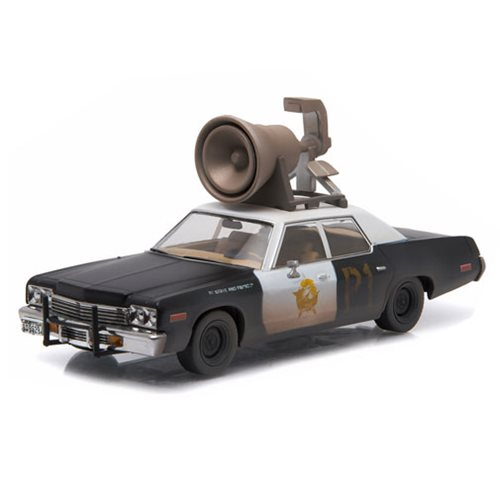 Blues Brothers Bluesmobile with Horn 1:43 Die-Cast Vehicle