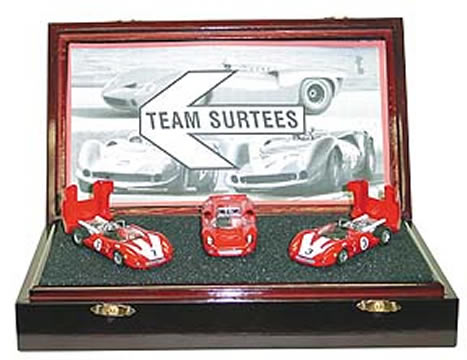 John Surtees Lola Box Set