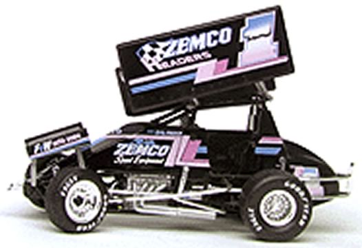 Billy Pauch Winged Sprint