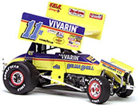 Greg Hodnet Winged Sprint