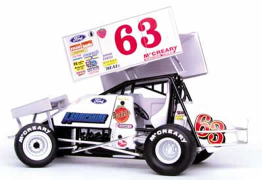 Jack Hewitt Winged Sprint