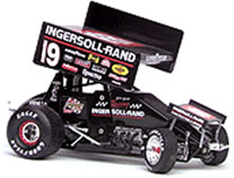 Stevie Smith Wing Sprint Gmp Racing Vehicles Die Cast At