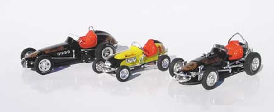 Konstant Hot 3 Car Set