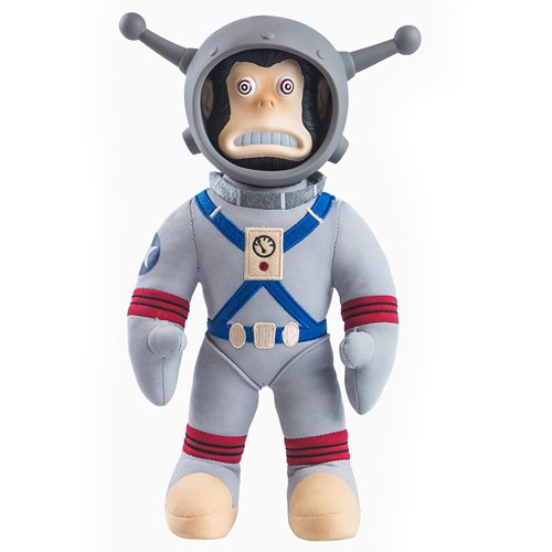 Fallout Jangles the Moon Monkey 12 1/2-Inch Tall Plush