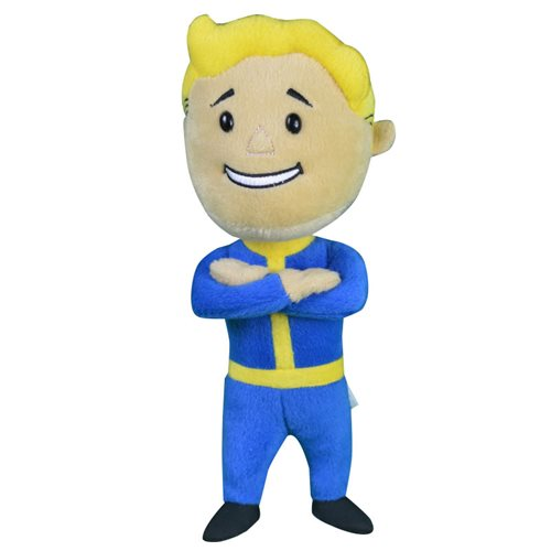 Fallout 4 Vault Boy 111 Arms Crossed Plush