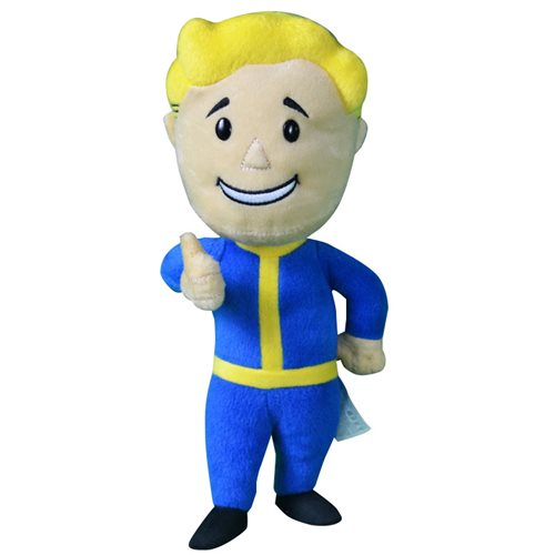 Fallout 4 Vault Boy 111 Thumbs Up Plush