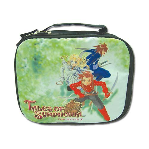 Tales of Symphonia Key Art Tote Bag Lunch Box