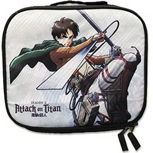 Attack on Titan S2 Eren Lunch Bag