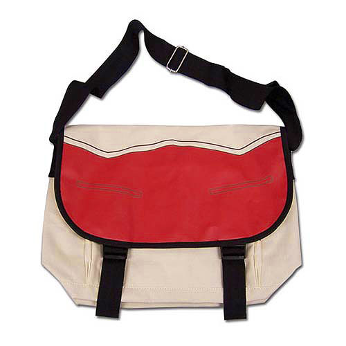 Tiger and Bunny Barnaby Brooks Jr. White Messenger Bag