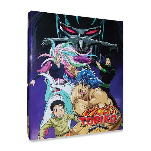 Toriko Cast Photo Binder