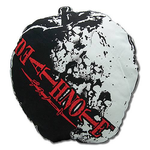 Death Note Apple Pillow