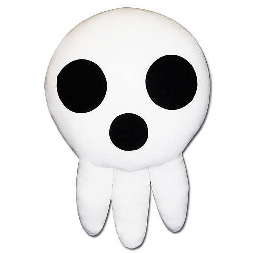 Soul Eater Skull Pillow
