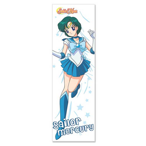 Sailor Moon Sailor Mercury Body Pillow