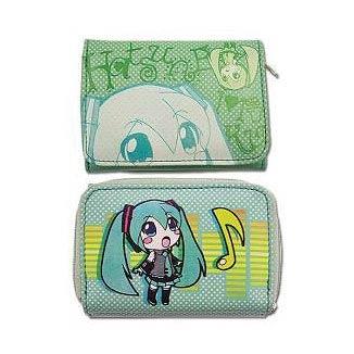 Vocaloid Hatsune Miku Wallet