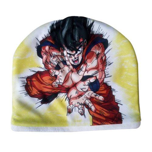 59729c098a9 Dragon Ball Z Goku Kamehameha Fleece Beanie Hat · Entertainment EarthPreorder   21.99