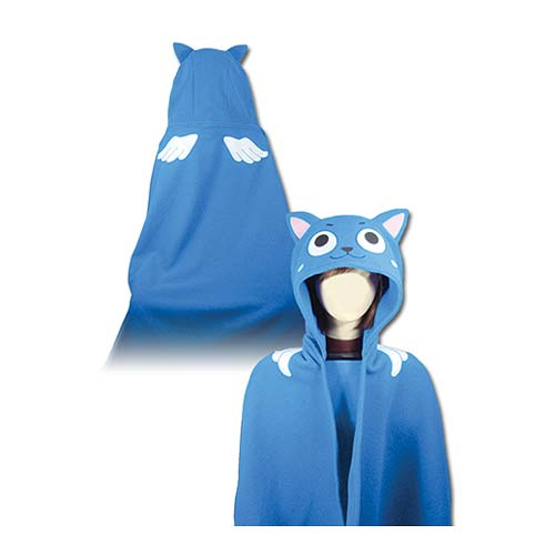 Fairy Tail Happy Hoodie