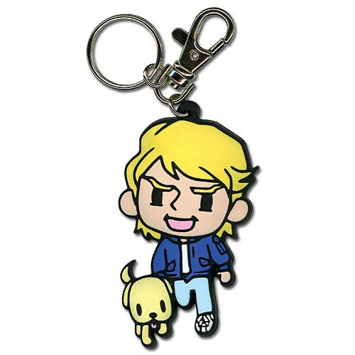 Tiger and Bunny Super Deformed Keith Key Chain