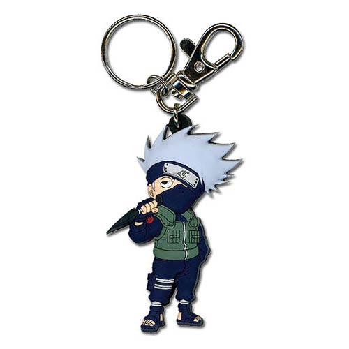 Naruto Shippuden Kakashi Hatake Key Chain