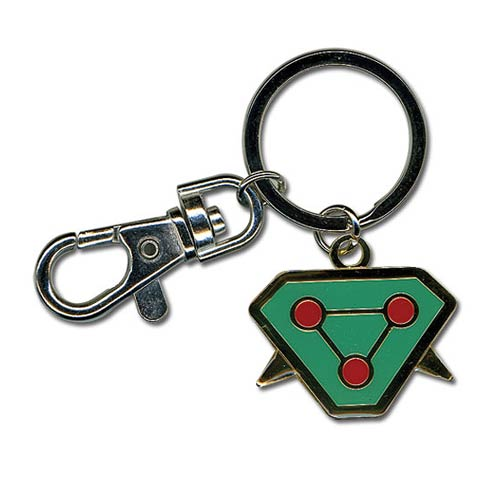Valvrave the Liberator Sakimori Academy Metal Key Chain