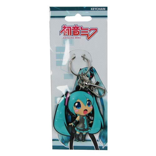 Vocaloid Hatsune Miku Key Chain