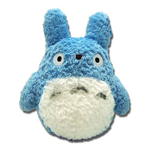 My Neighbor Totoro Blue 8-Inch Fluffly Plush