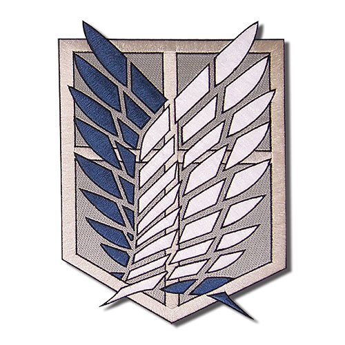 Attack On Titan Scout Regiment Patch Great Eastern