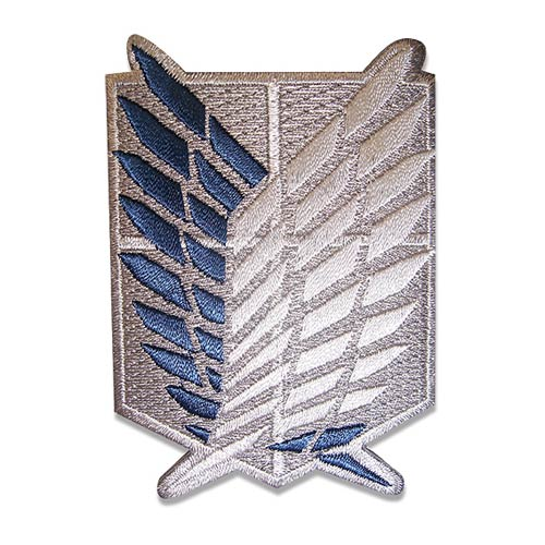 Attack on Titan Survey Corps Patch