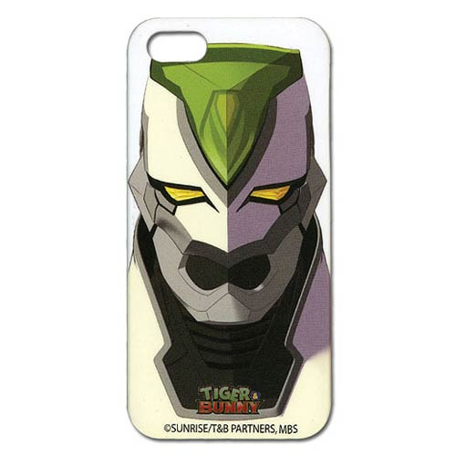 Tiger and Bunny Wild Tiger iPhone 5 Case