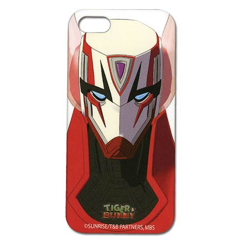Tiger and Bunny Barnaby Brooks Jr. iPhone 5 Case