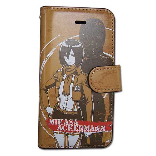 Attack on Titan Mikasa Ackerman iPhone 5 Case