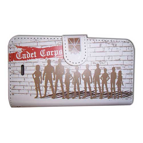 Attack on Titan 104th Cadet Corps iPhone 5 Case
