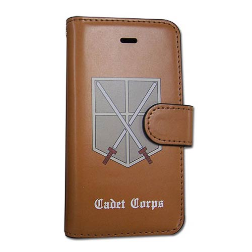 Attack on Titan Cadet Corps iPhone 5 Case