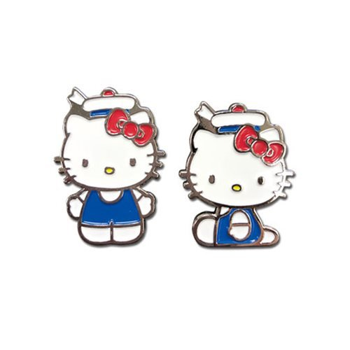 Hello Kitty 2019 Core B Enamel Pin Set
