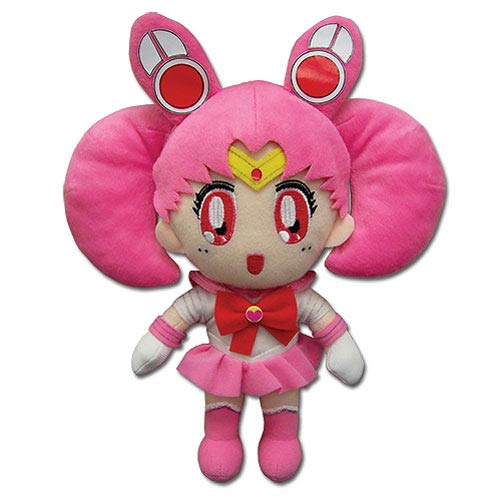 Sailor Moon Chibi Moon 8-Inch Plush