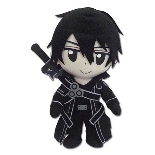 Sword Art Online Kirito Plush
