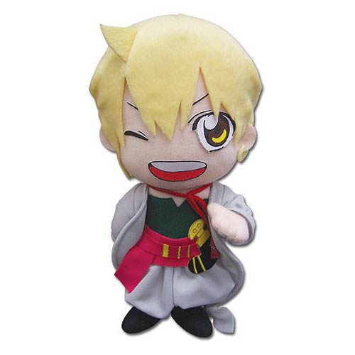 Magi The Labyrinth of Magic Alibaba Plush
