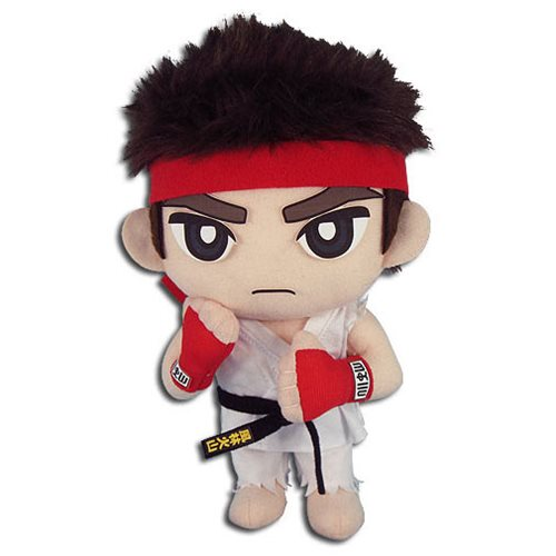 Street Fighter V Ryu 8-Inch Plush