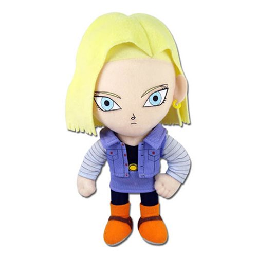 Dragon Ball Z Android 8-Inch Plush