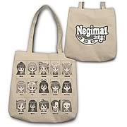 Negima Girls Tote Bag