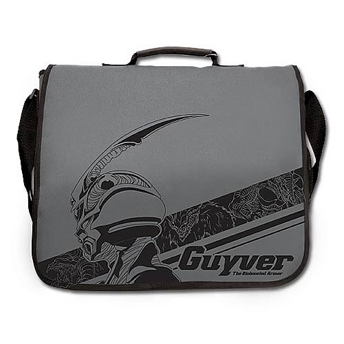 Guyver Guyver Profile Messenger Bag