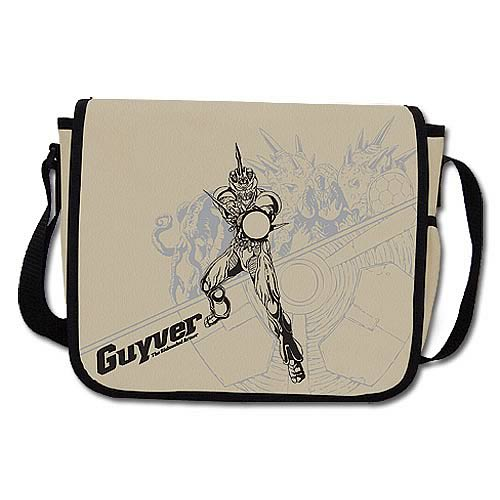 Guyver Gravity Orb Messenger Bag