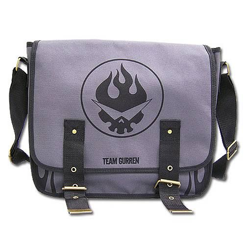 Gurren Lagann Team Gurren Messenger Bag