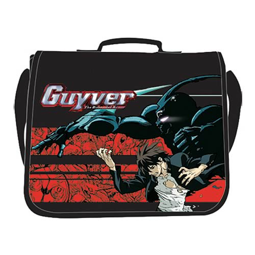 Guyver Fighting Stance Messenger Bag