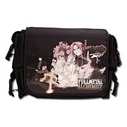 Fullmetal Alchemist Fighting Messenger Bag