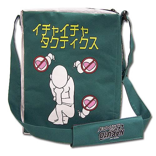 Naruto Shippuden Make Out Messenger Bag