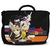 Soul Eater Maka and Soul Messenger Bag